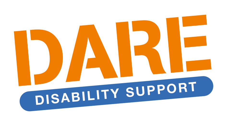 DARE Disability Support Logo